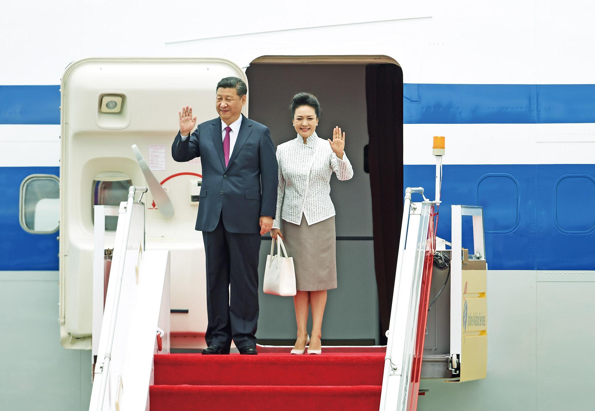 習近平:一國兩制 行穩致遠