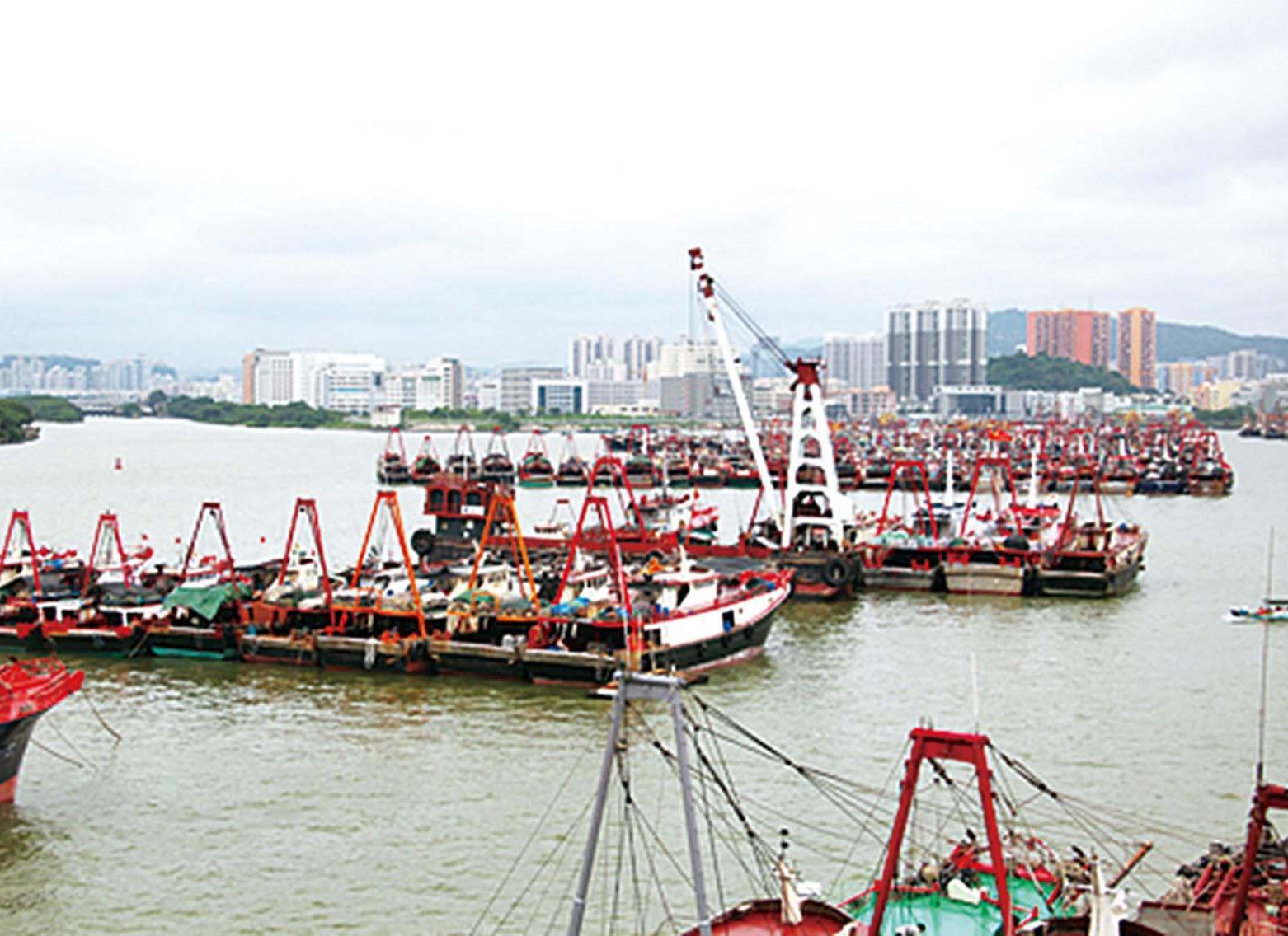 海事局部署內港漁船防火