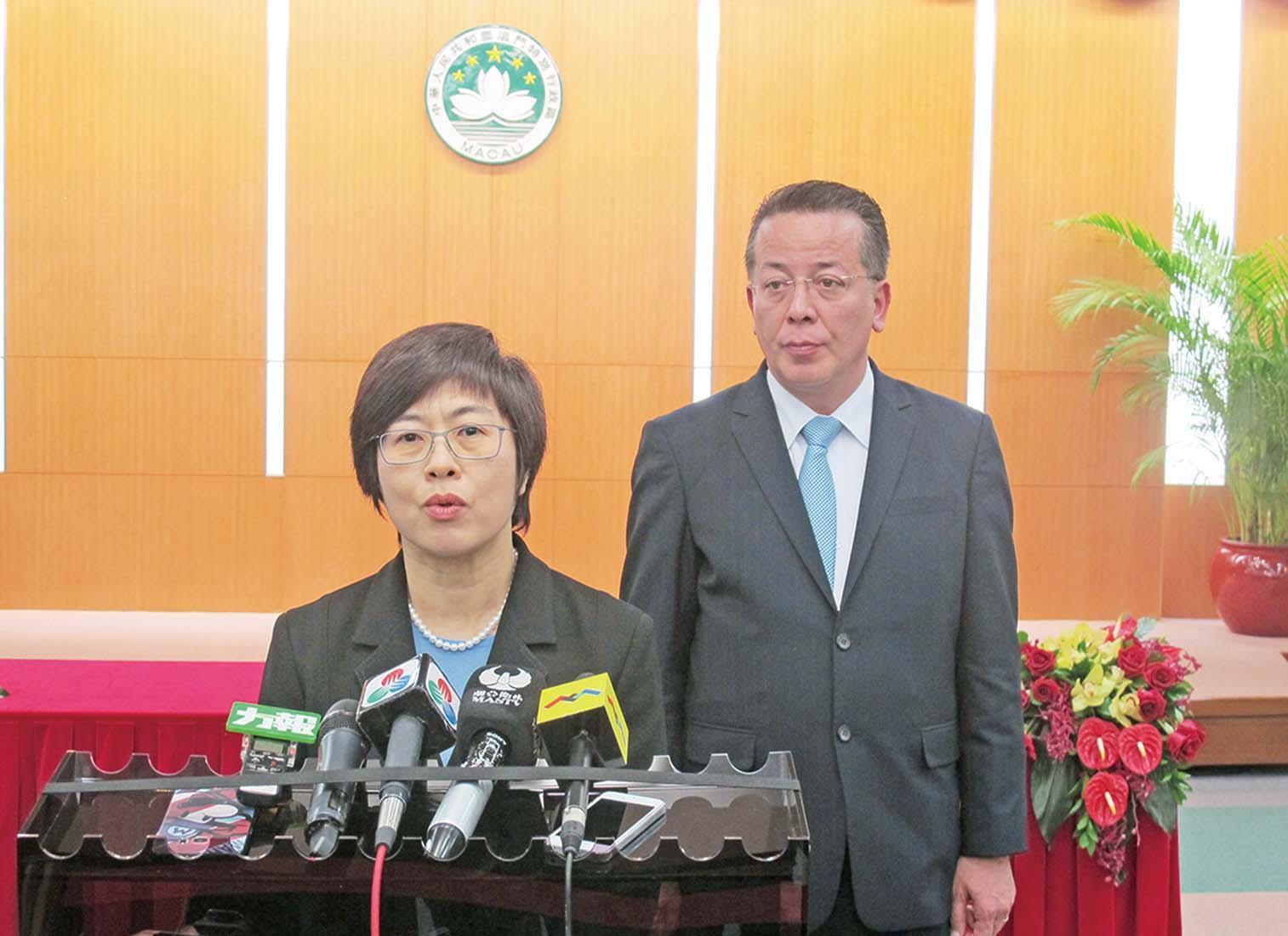 陳司:政府不遺餘力反腐