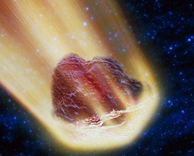 有片!小行星中秋夜撞雲南