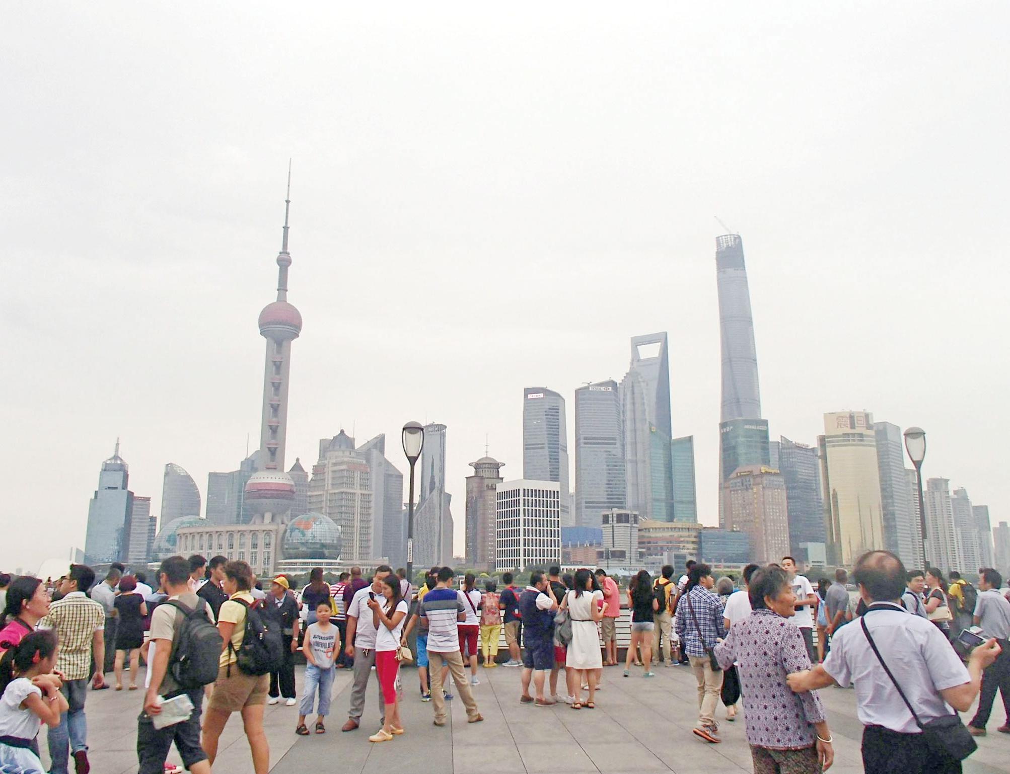 中國經濟預測今年增6.7%