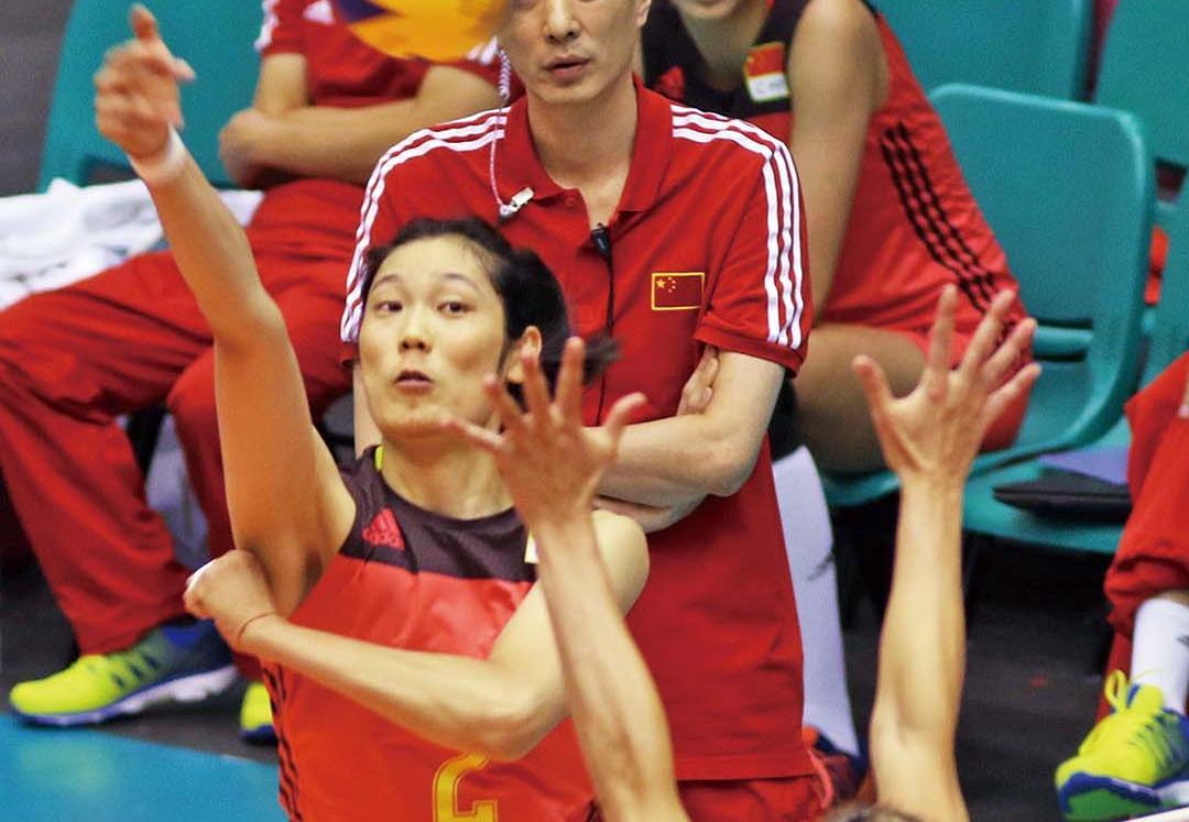 中國女排撼東洋魔女