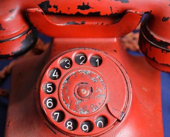 希特拉私人電話逾190萬元成交
