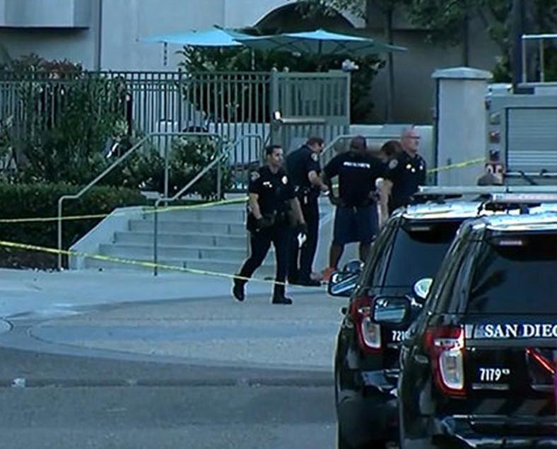 美大學城區發生槍擊案2死7傷