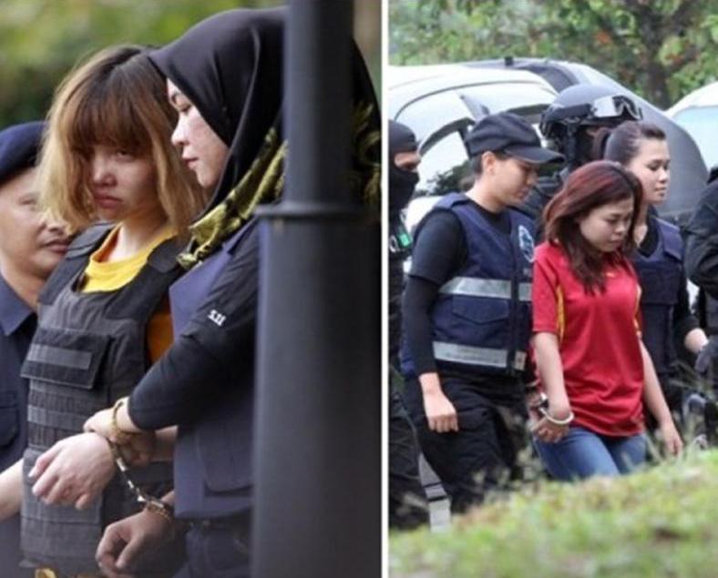 兩女疑犯出庭 正式被控謀殺