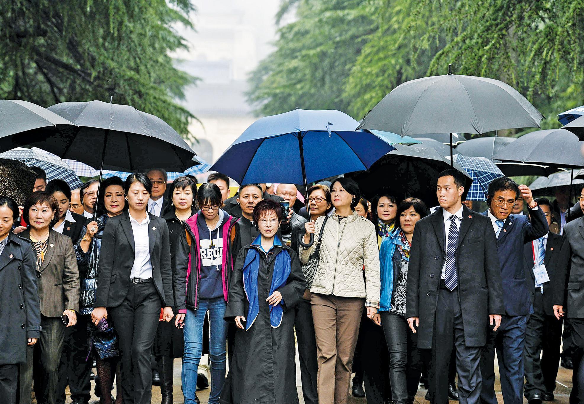 台:兩岸關係政府主導