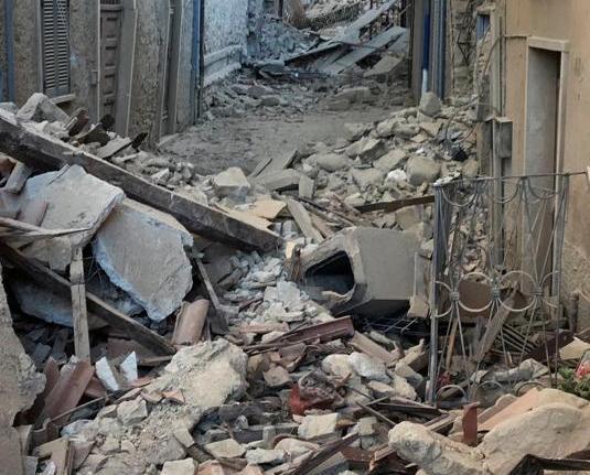 意古城強震增至11死