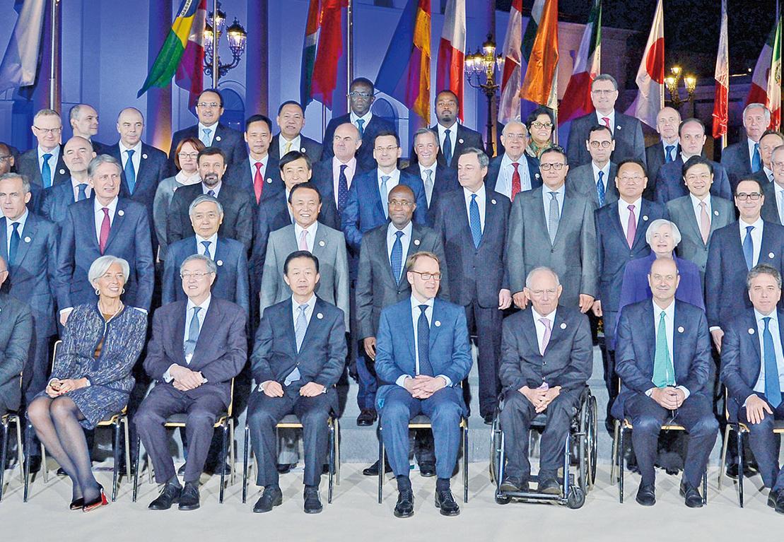 G20棄守自由貿易