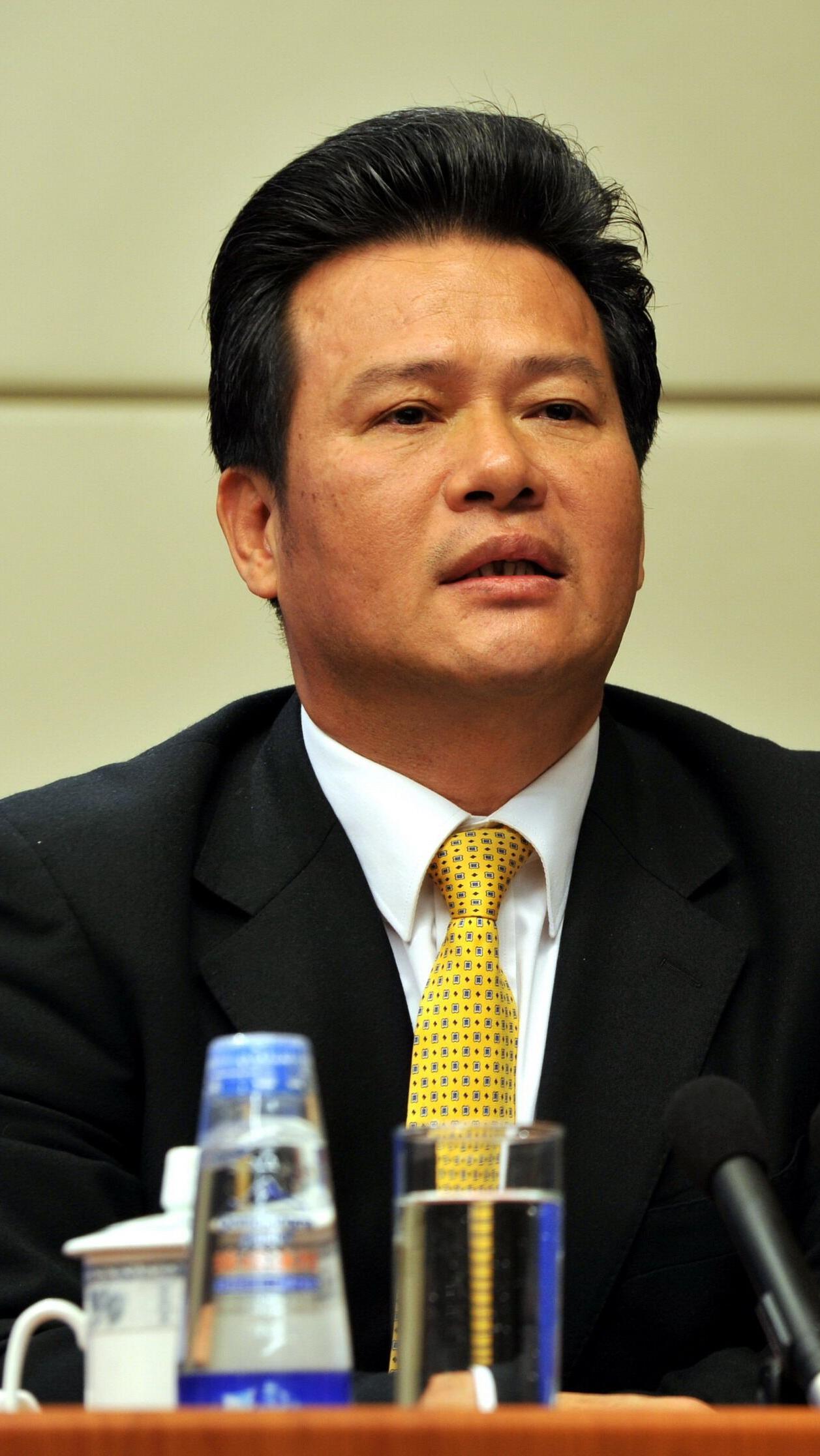國台辦副主任龔清概被查
