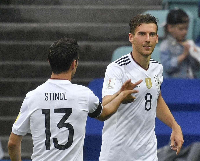 德國智利今晚爭洲際盃