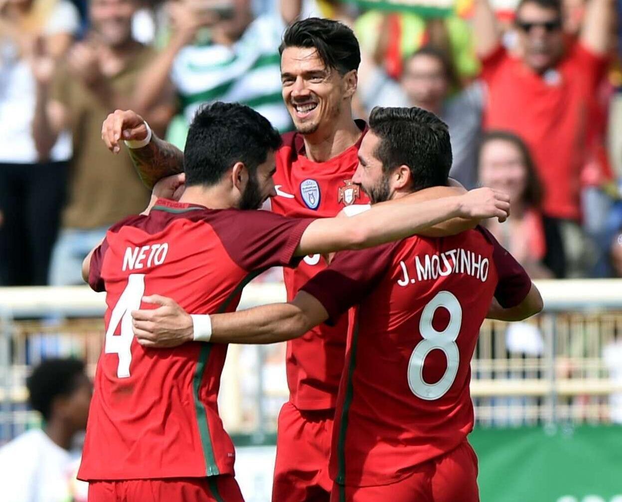 洲際盃四強葡軍撼智利
