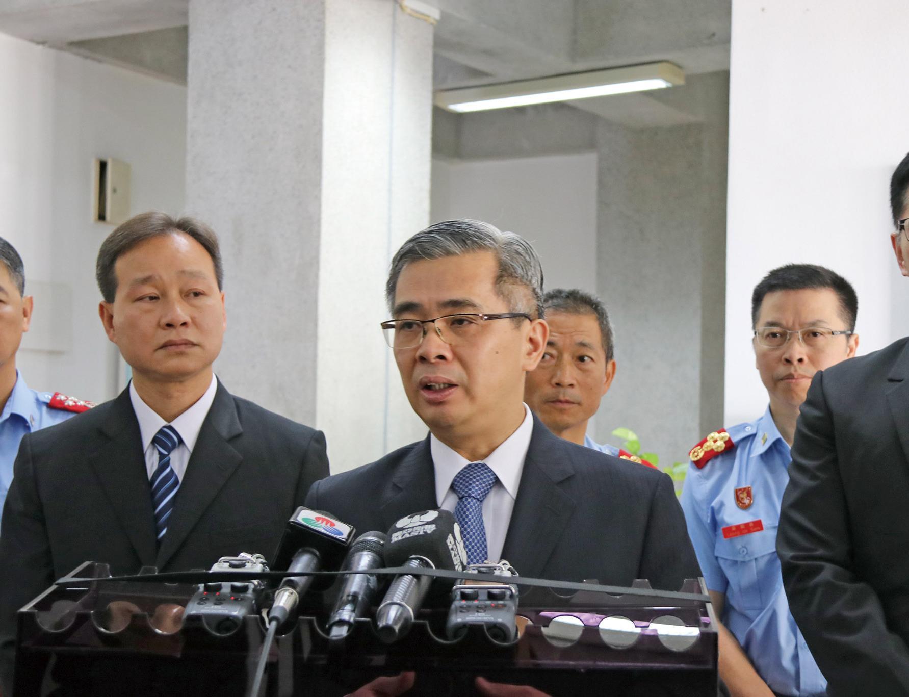 黃少澤:下月完成法案框架