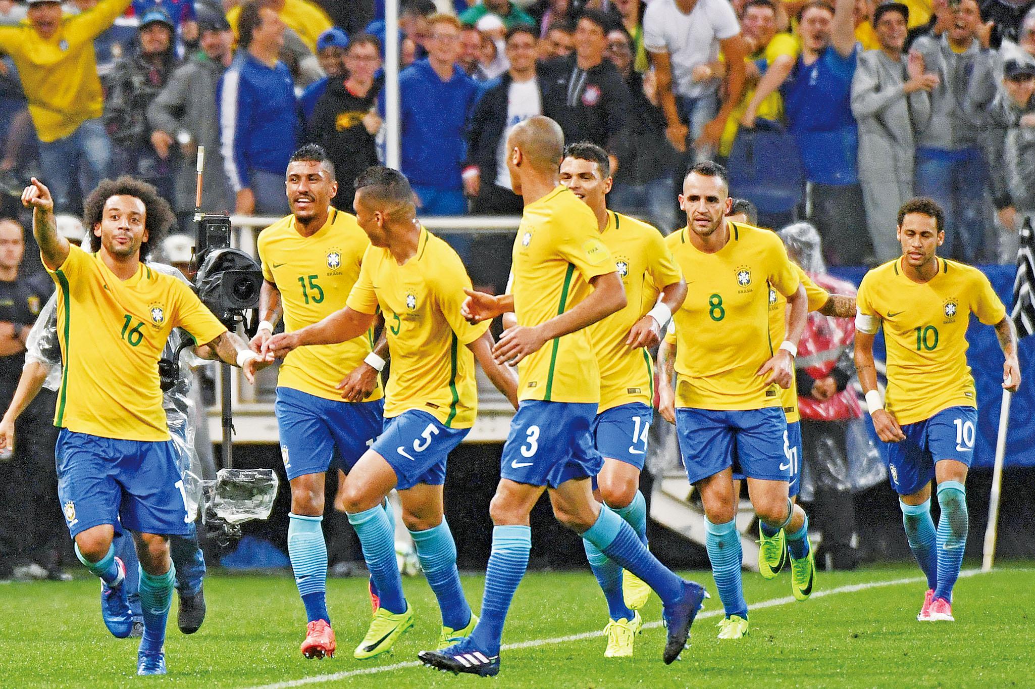 巴西劏圭晉身決賽周