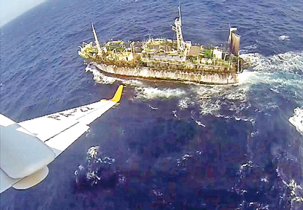 阿根廷擊沉中國漁船