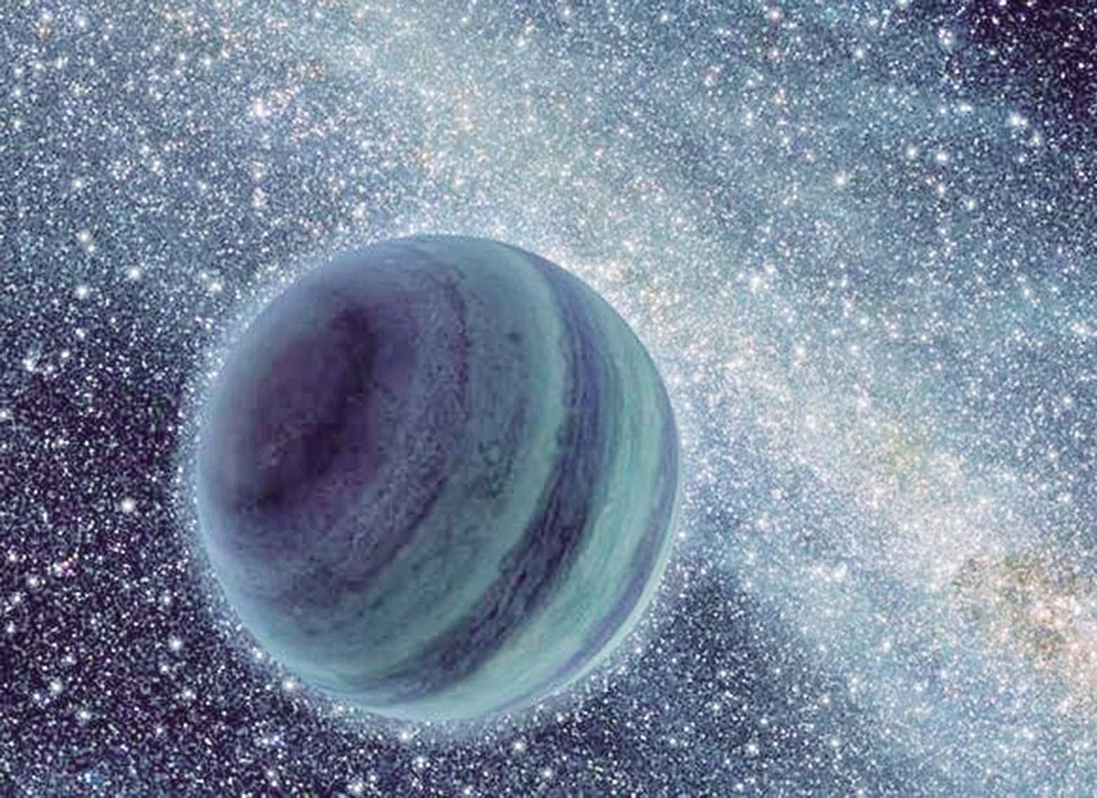 太陽系或存第九行星