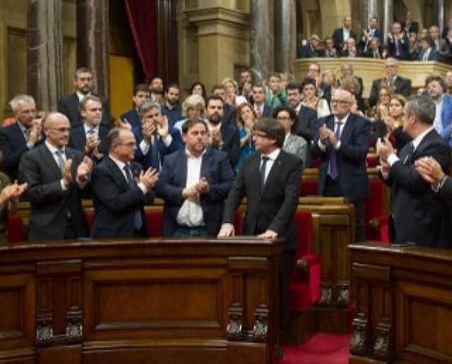 西班牙副首相強調無意對話