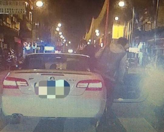醉駕撞傷人 友人女友爭認司機