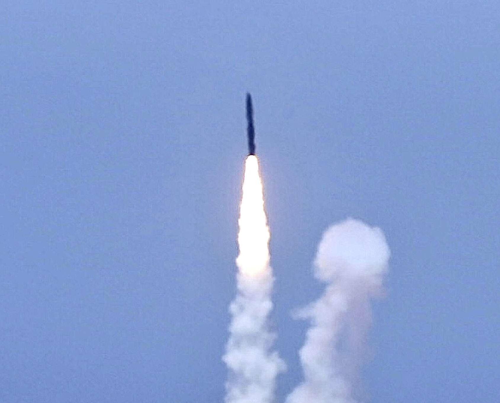 美國首測攔截洲際導彈成功
