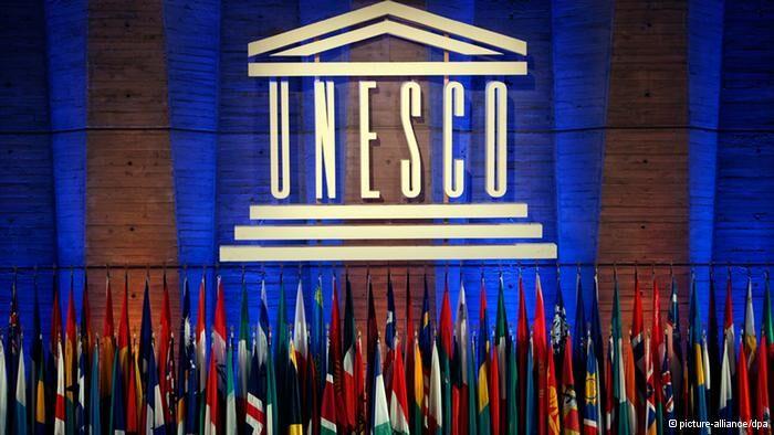 美國宣布退出聯合國教科文組織