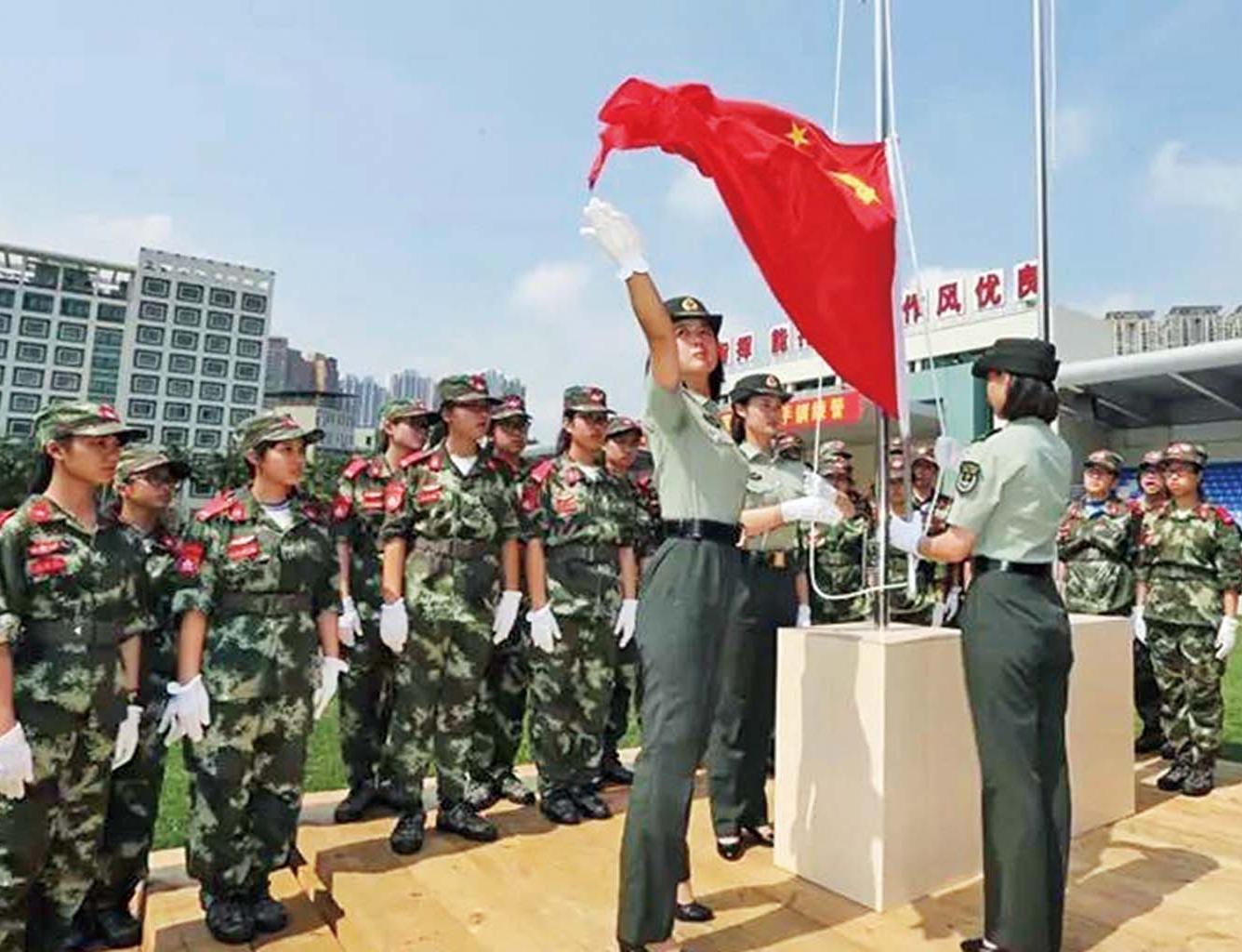 中學生關注中國新聞比例上升
