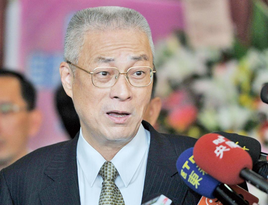 吳敦義參選國民黨主席