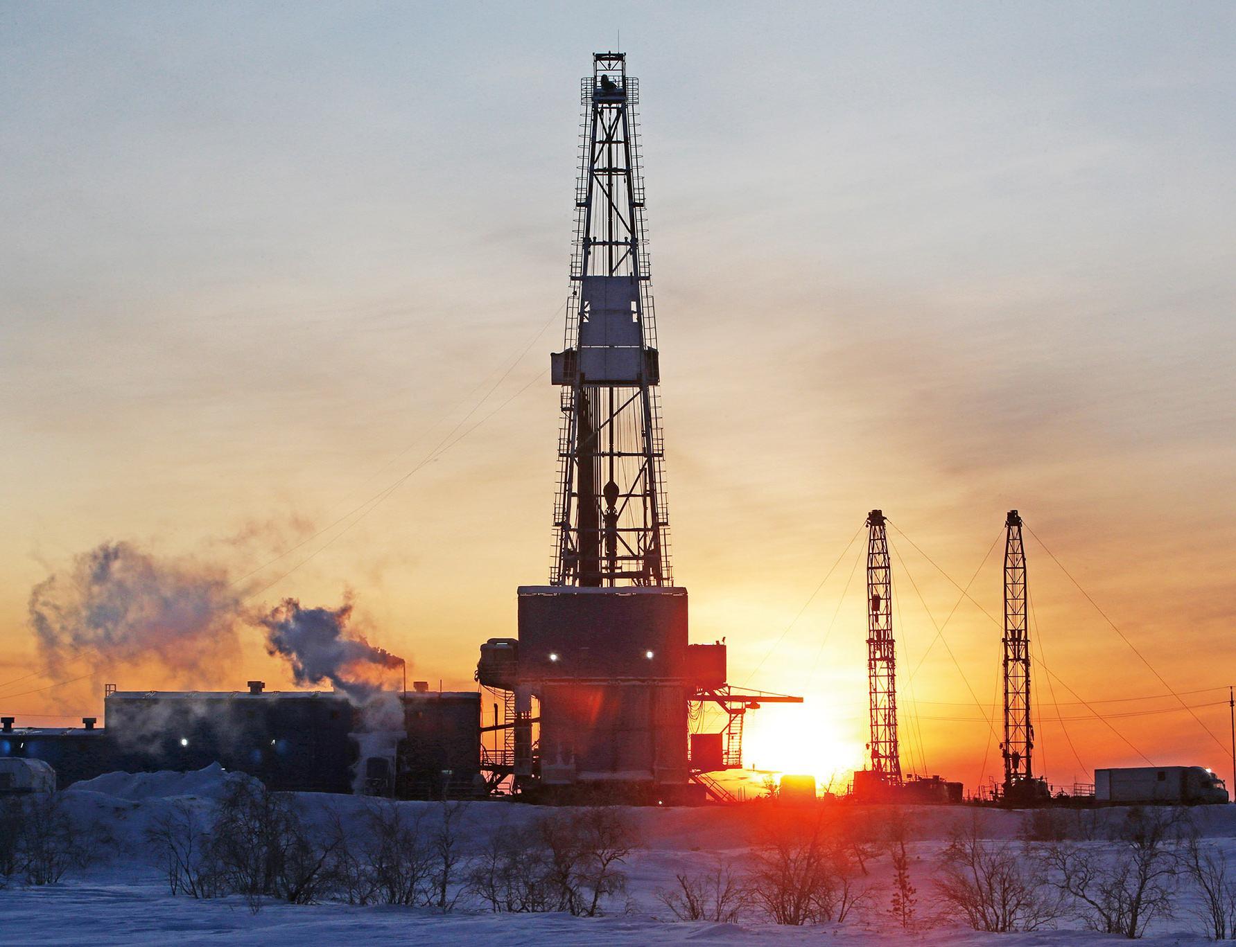 輸出國、油企同受難