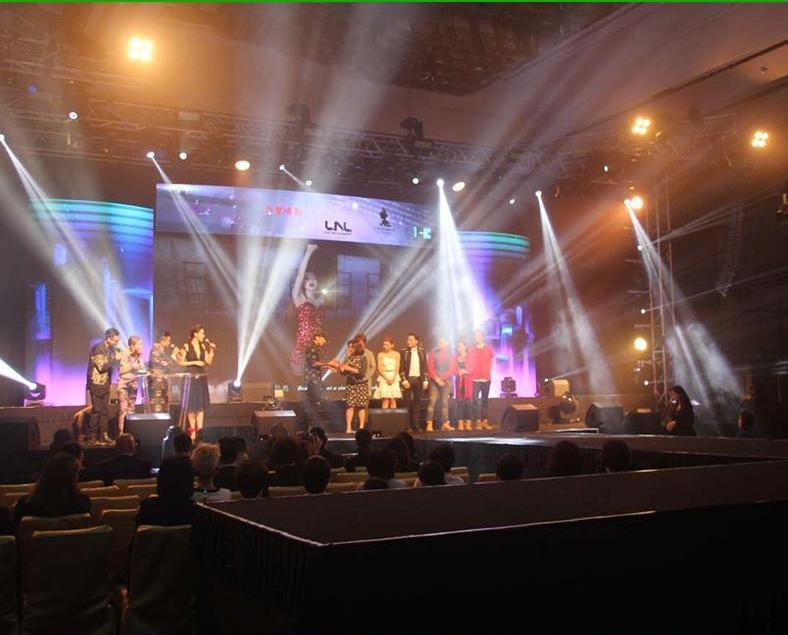 《澳!MV頒獎盛典》晚上舉行