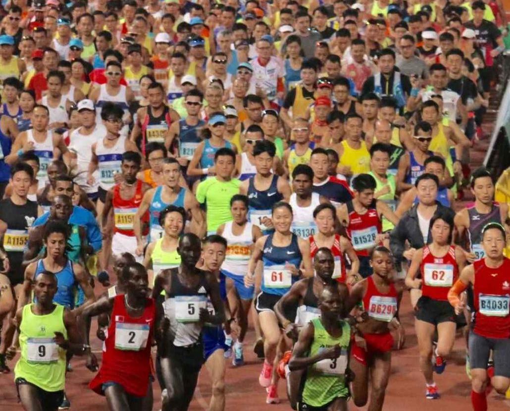 參賽名額增至12,000人
