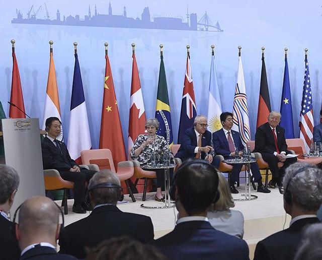 《巴黎協定》未達一致