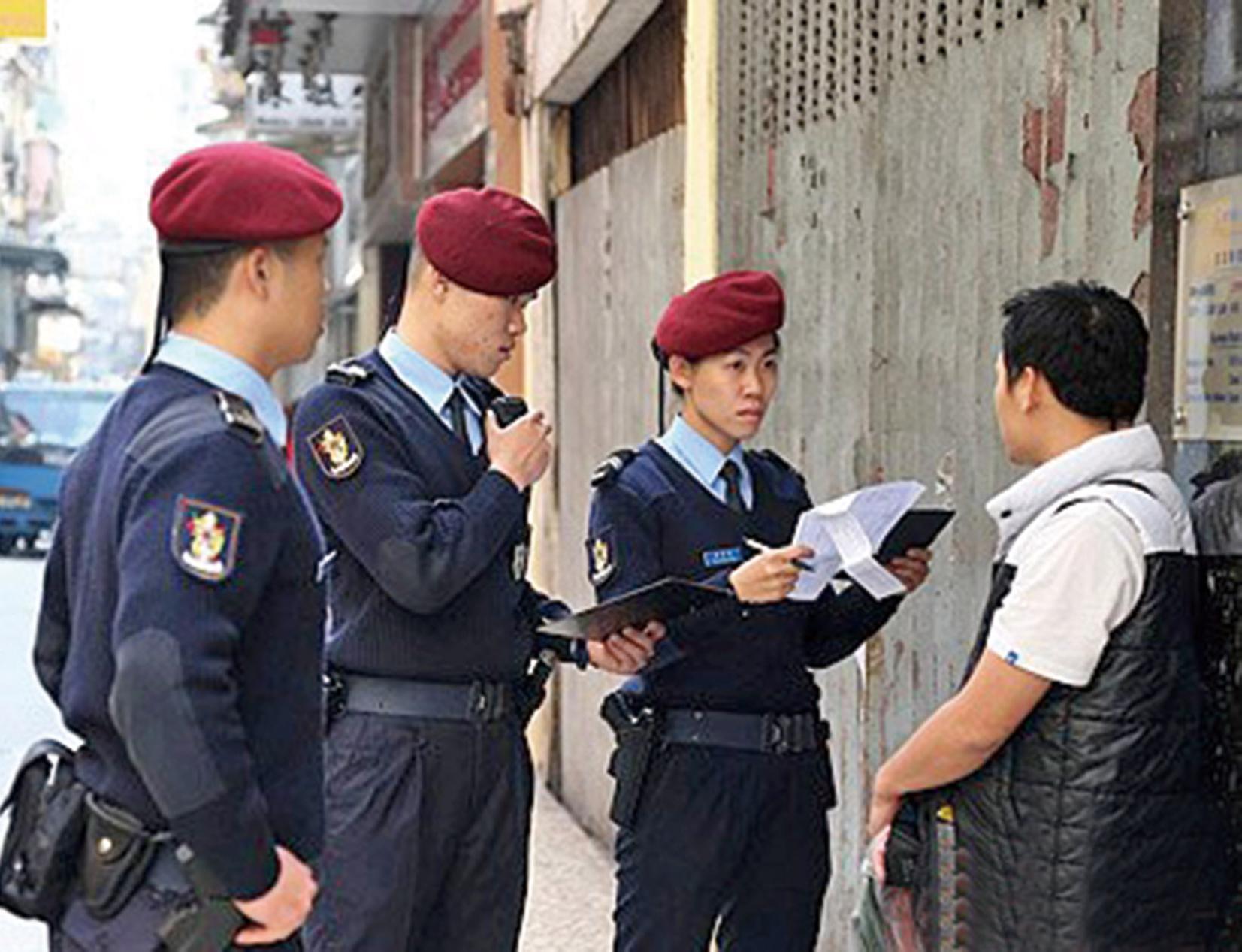 警務人員協會批制度不公