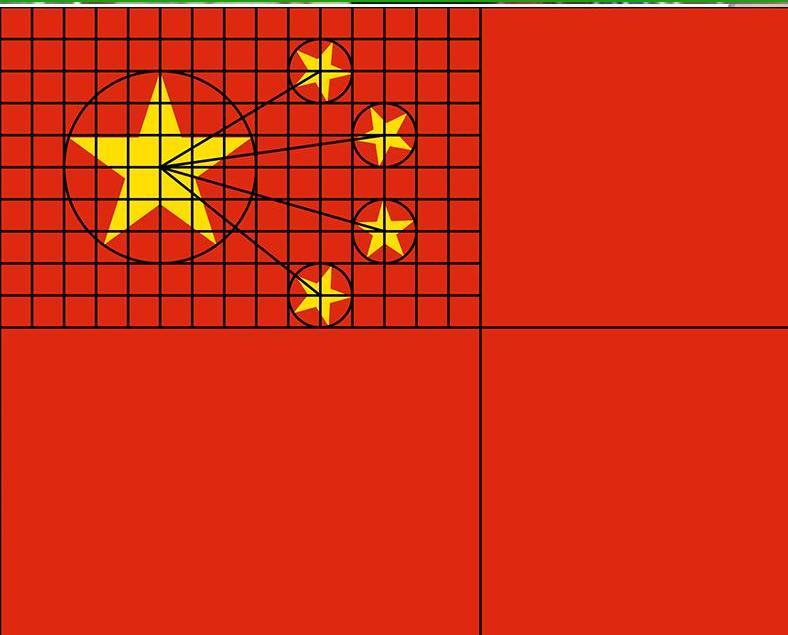 奧運巴西製造錯體中國國旗