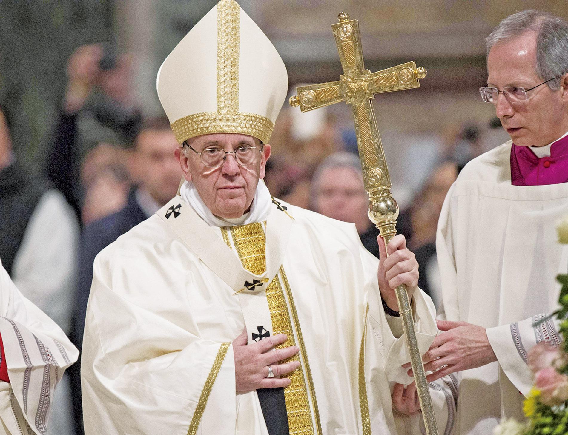教宗:小心希特拉再現