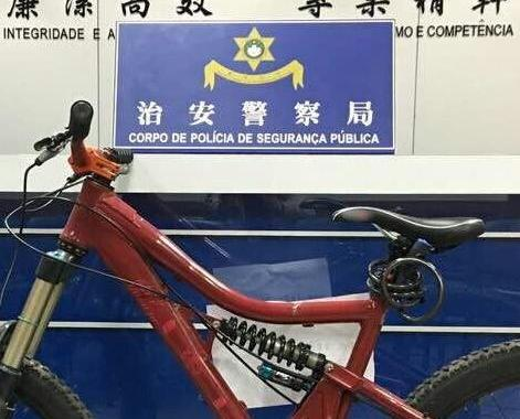 葡國男澳大偷單車變賣圖利被拘