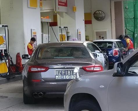 油公司澄清:儲備夠一個月使用