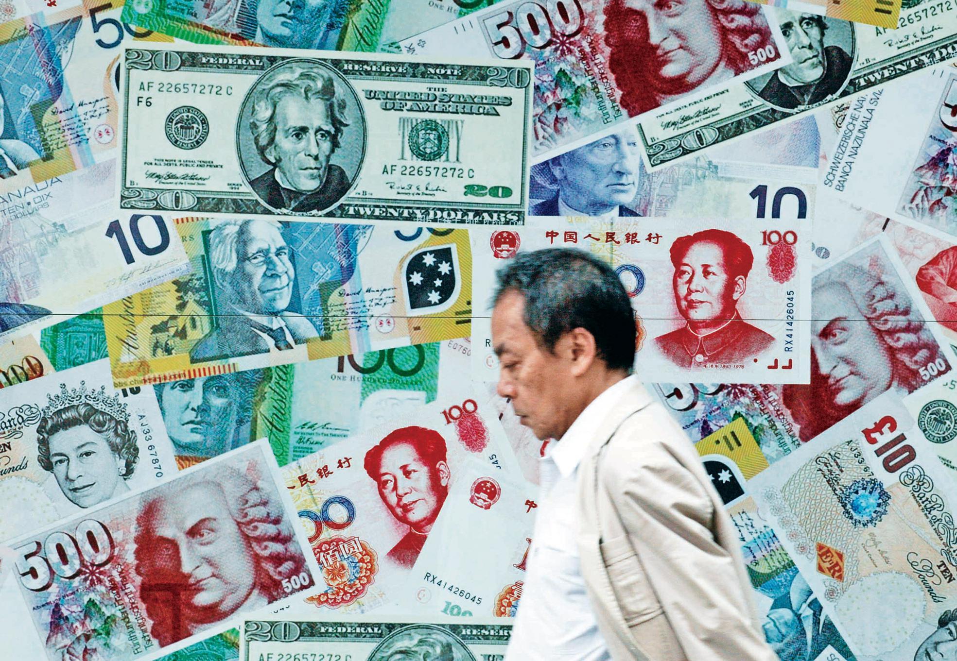 人民幣仍有貶值空間