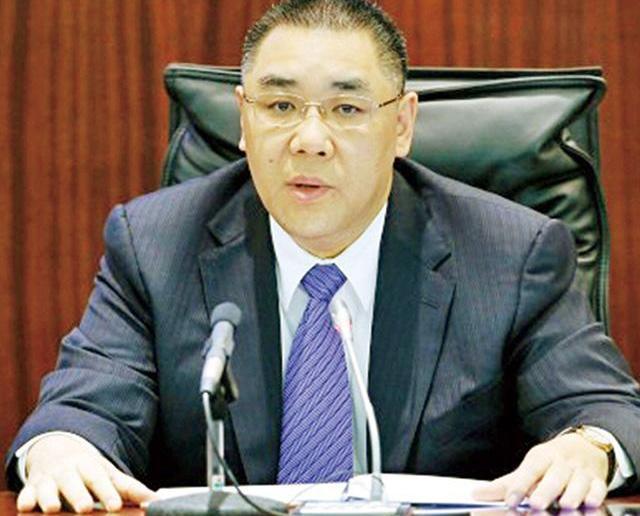 特首下月14日發表明年施政報告