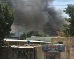 伊拉克駐阿富汗大使館遇襲