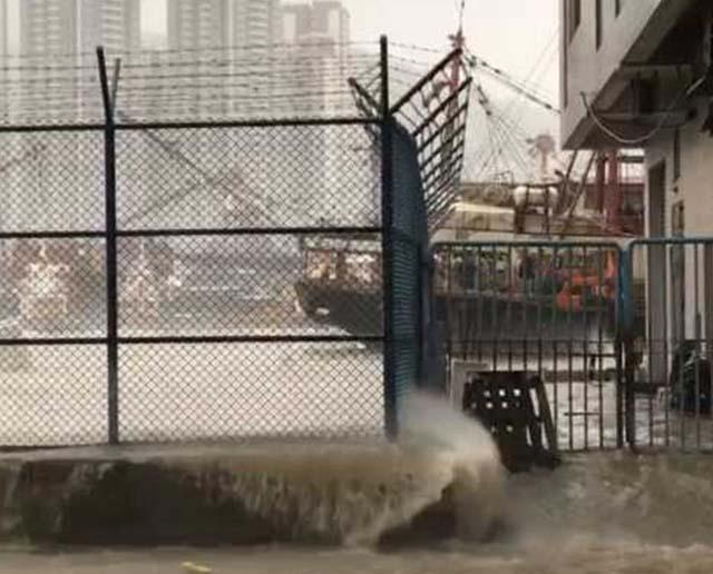 政府澄清「珠海排洪」屬謠言