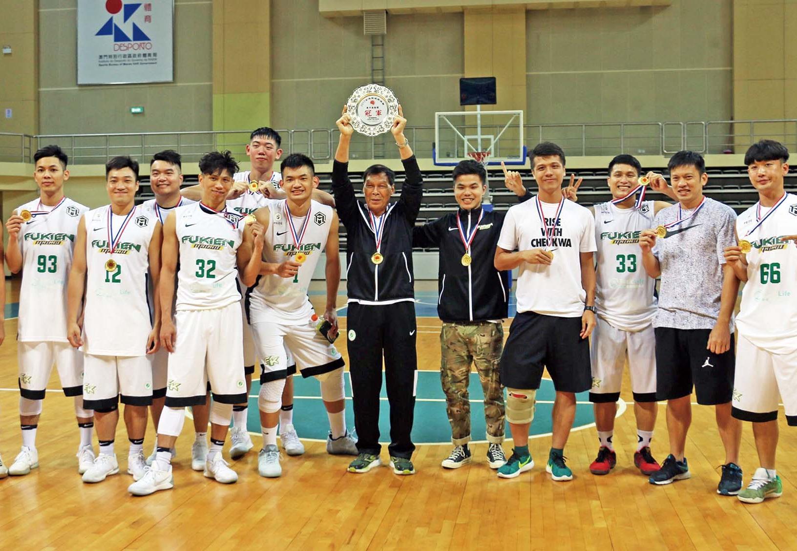 「冧莊」籃球銀牌冠軍