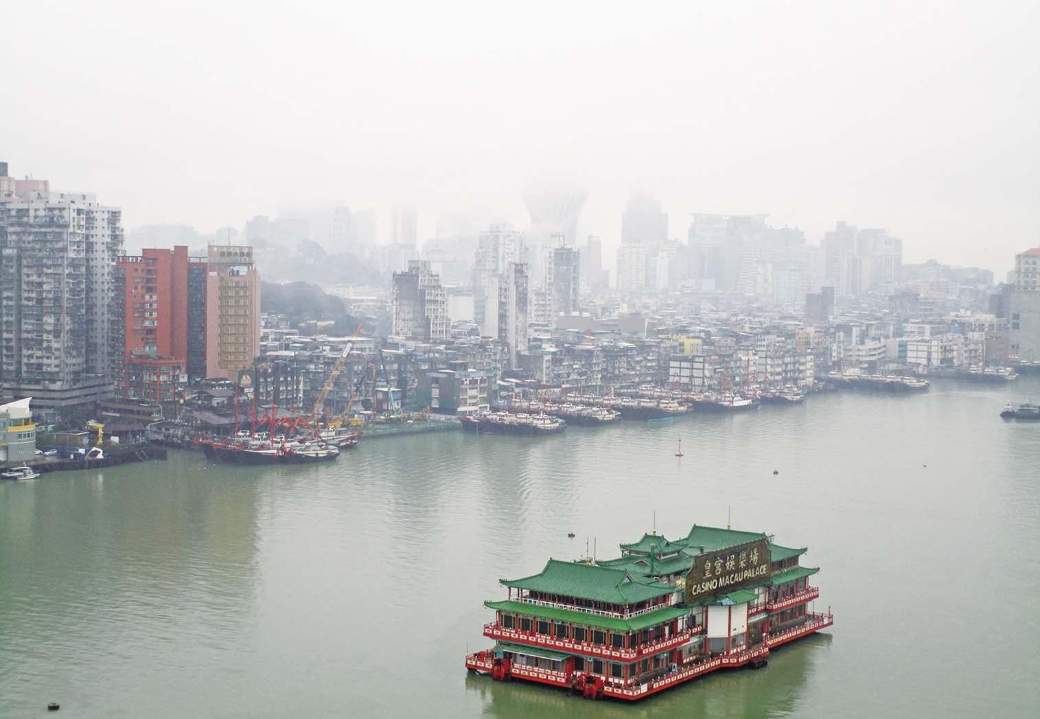 潮濕大霧天氣或持續數日
