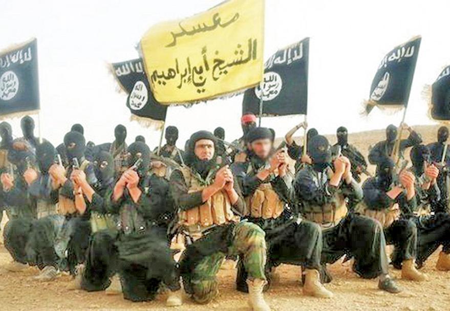 遭IS當眾處決