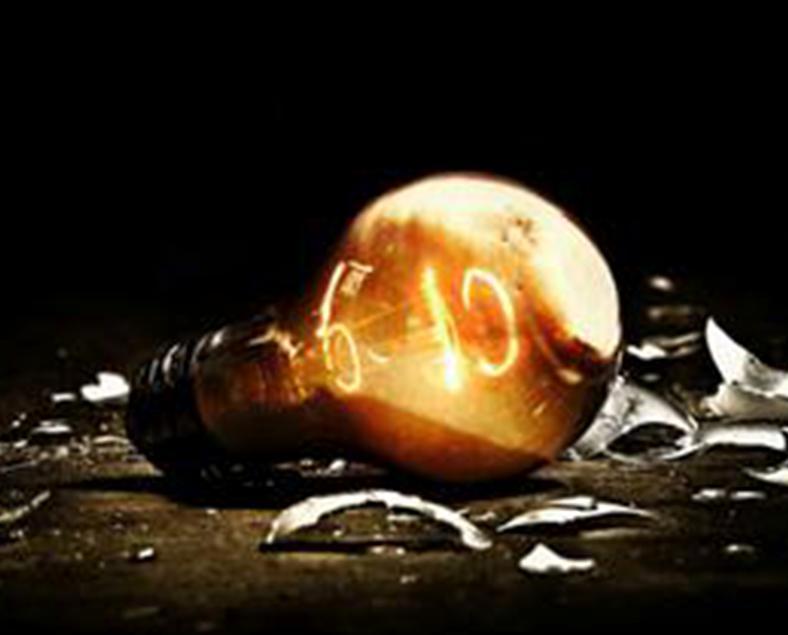 每盞燈每月收費40元