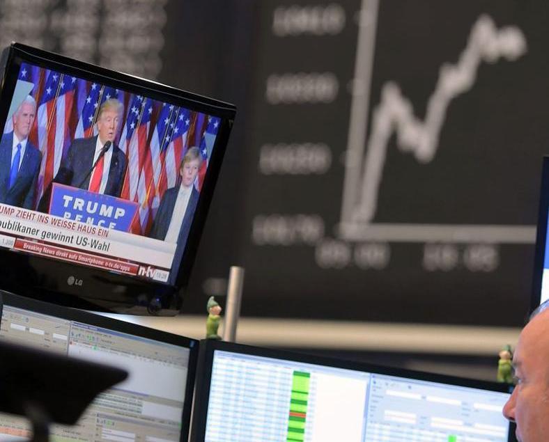 環球股市遂反彈