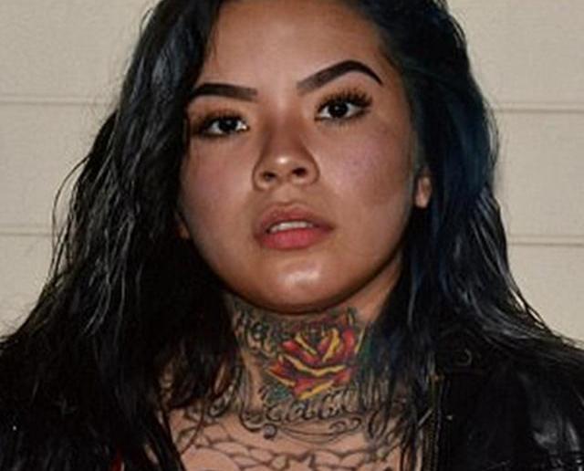 美國索女被捕 網民爭相保釋