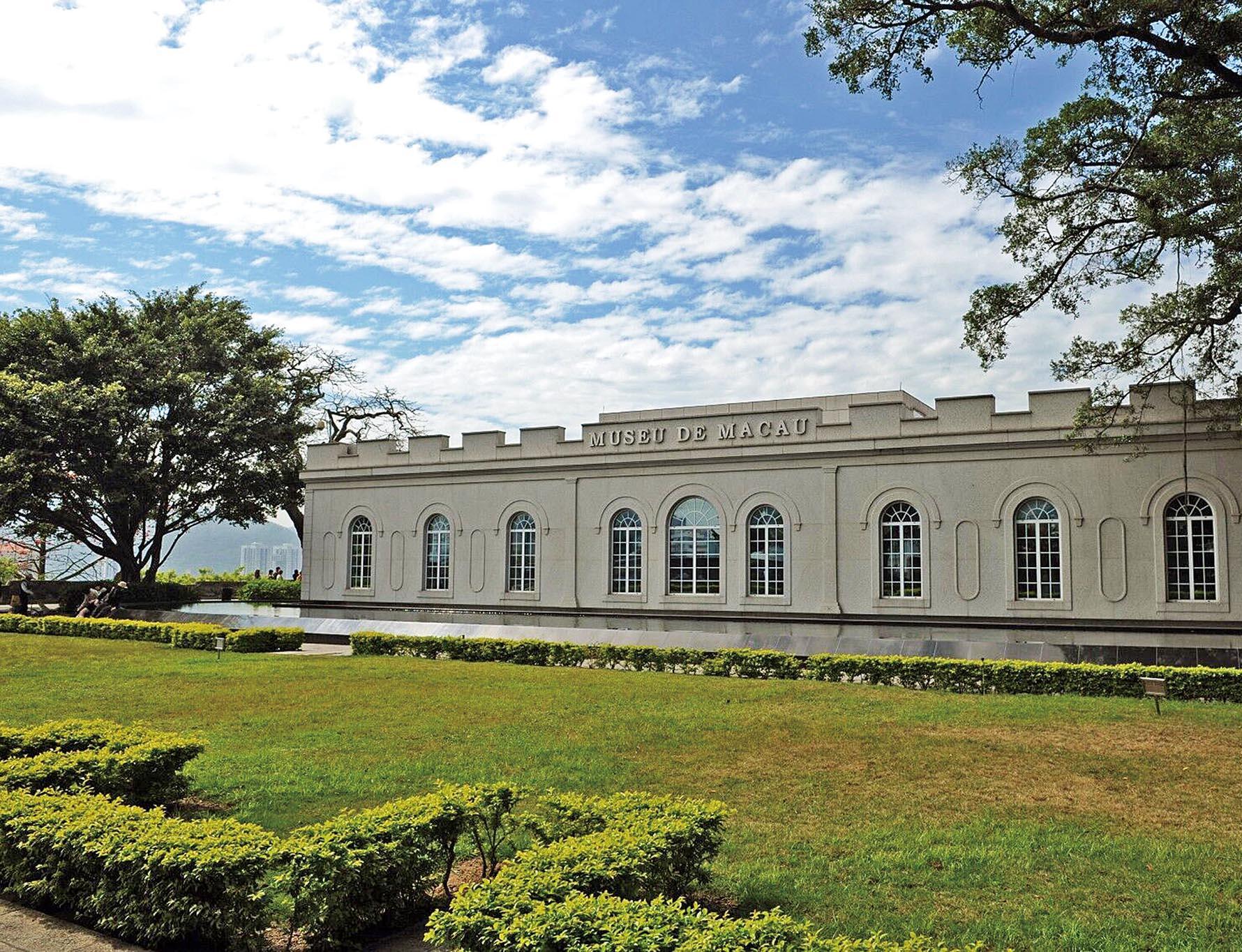 「藝博」、路氹歷史館遊客免費