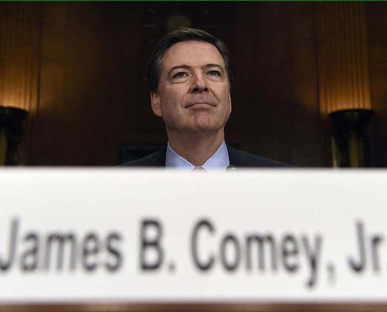 特朗普突然辭退FBI局長