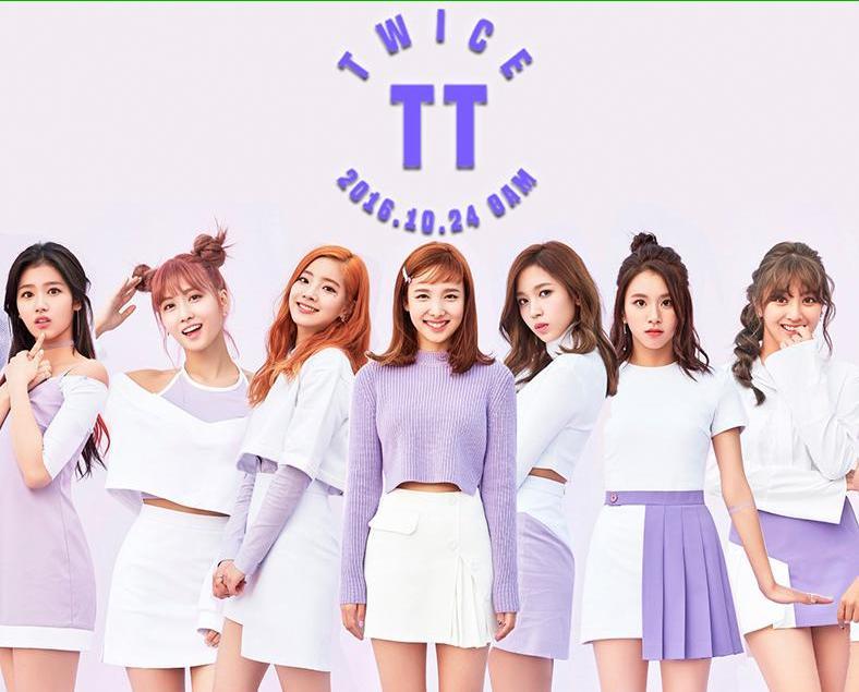 Twice歌曲MV破兩億點擊
