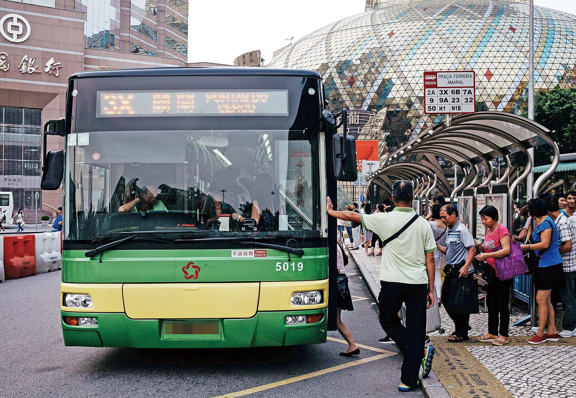 羅立文撑巴士加價:  加少少問題不大