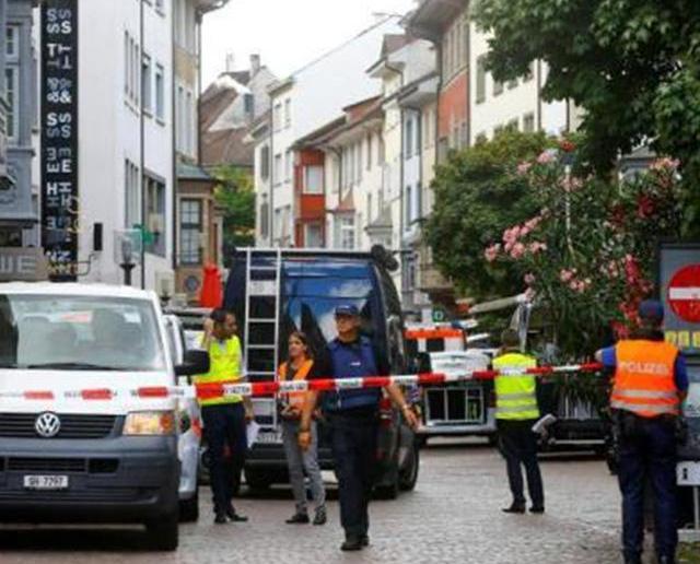 瑞士電鋸狂人街頭施襲至少五傷