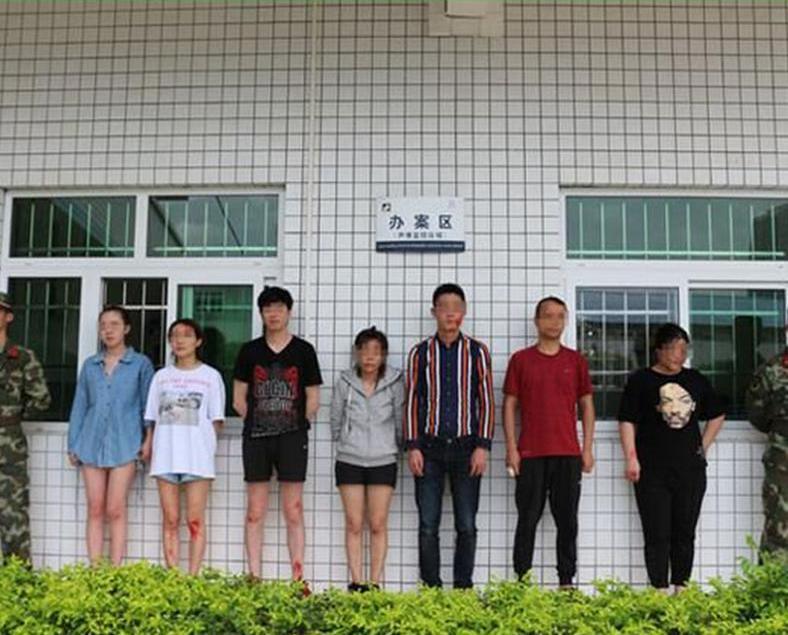 七男女圖偷渡來澳被捕